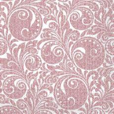 Tissue-Serviette JORDAN bordeaux 40x40 cm; 1200 Stück im Karton