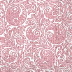 Tissue-Serviette JORDAN WEISS BORDEAUX 40 x 40 cm