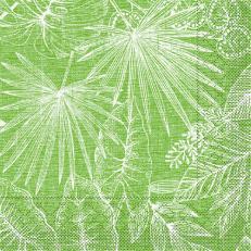 Tissue-Serviette KONA OLIV 40 x 40 cm