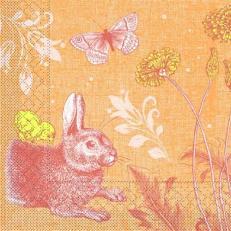 Tissue-Serviette PETER CURRY 40 x 40 cm