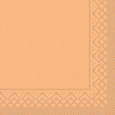 Tissue-Serviette APRIKOT 40 x 40 cm