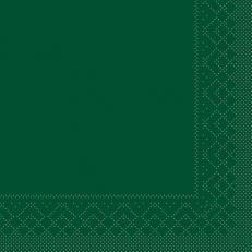 Tissue-Serviette GRÜN 40 x 40 cm