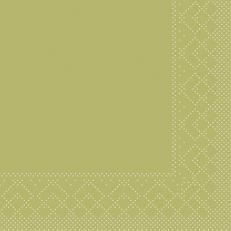 Tissue-Serviette OLIV 20 x 20 cm