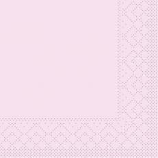 Tissue-Serviette ROSA 24 x 24 cm
