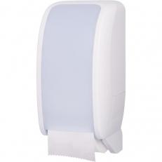 Toiletten-Papierspender COSMOS, weiss