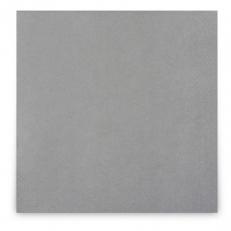 Zellstoff-Serviette GRAU 33x33 cm