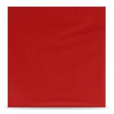 Zelltuch-Serviette ROT 40x40 cm