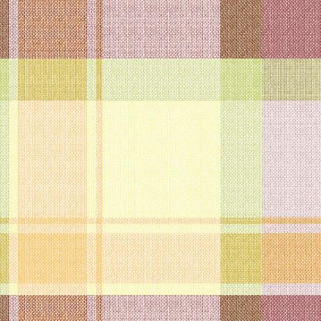 Serviette aus Linclass MARC ORANGE-ROT  40 x 40 cm