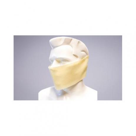 Einweg-Behelfs-Mund-und-Nasenmaske aus PP-Vlies WEISS