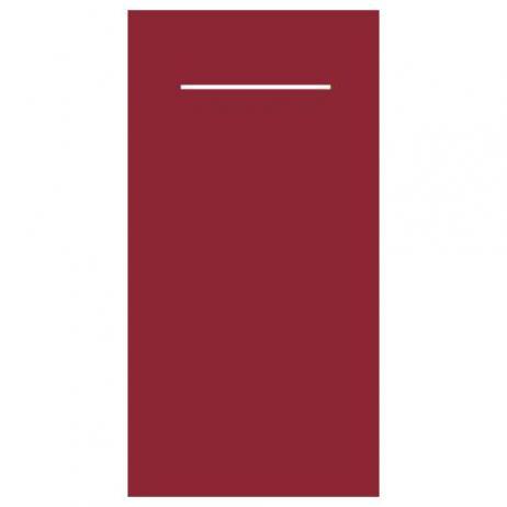 Besteckserviette aus Linclass BORDEAUX 40 x 40 cm