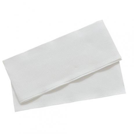 Papier-Falthandtuch hochweiss, ZZ/V-Falz, 2-lagig