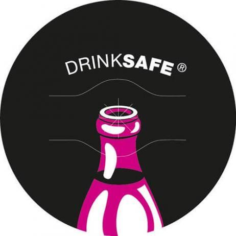 Flaschencaps Drinksafe Flasche Basic