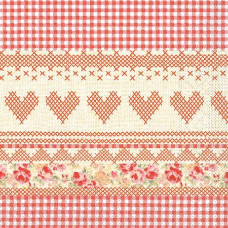 Tissue Serviette MATHILDA 40 x 40 cm