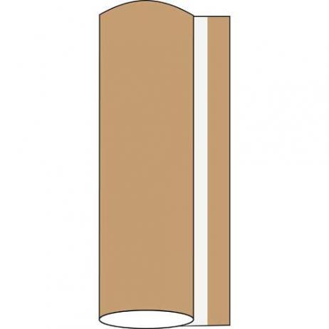 Tischdeckenrolle NATURBRAUN aus Linclass, 80 cm x 40 lfm