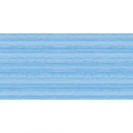 Linclass-Tischläufer AQUARELL BLAU 40 cm breit