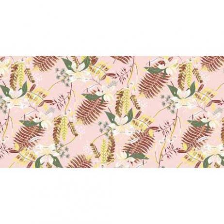 Linclass-Tischläufer HENNES ROSE 40 cm breit