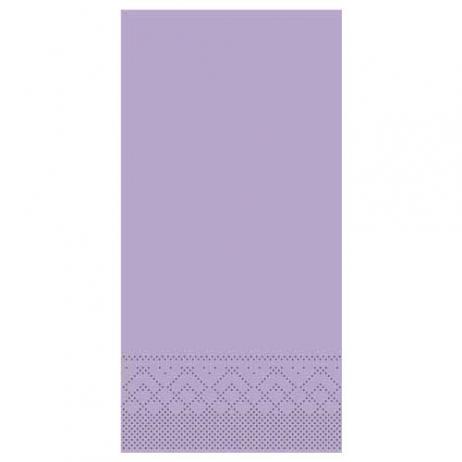 Tissue-Serviette LILA 40 x 40 cm 1/8-Falz