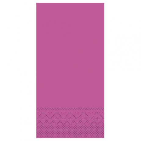 Tissue-Serviette VIOLETT 40 x 40 cm 1/8-Falz